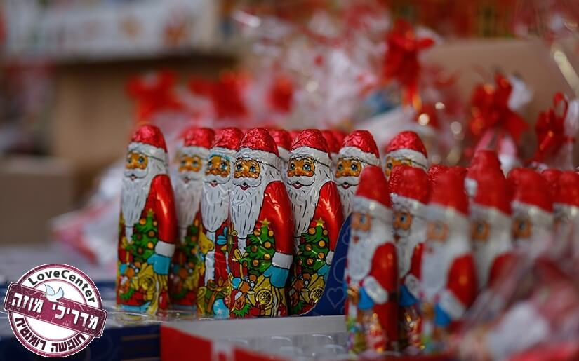 רומנטיקה בשווקי חג המולד של אירופה
