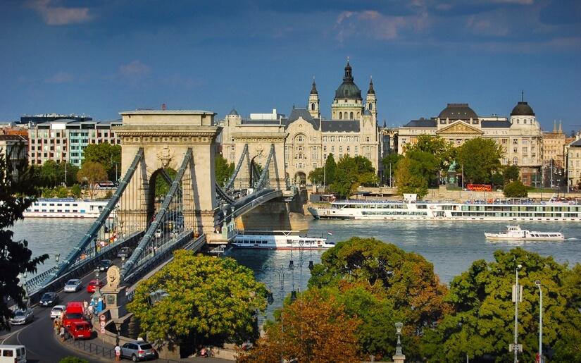 חופשה רומנטית בבודפשט