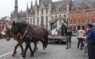 טיול רומנטי בבלגיה