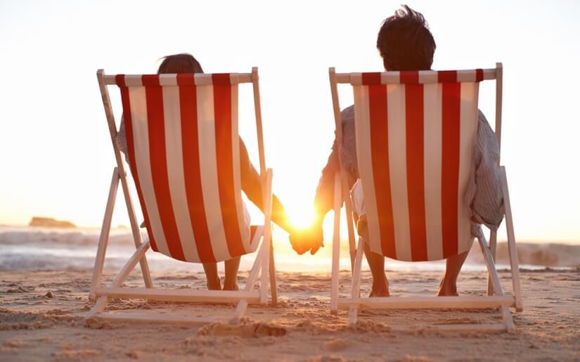 ספא רומנטי מול הים