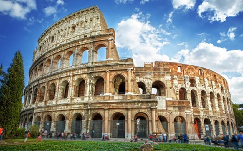 הקולוסאום של רומא
