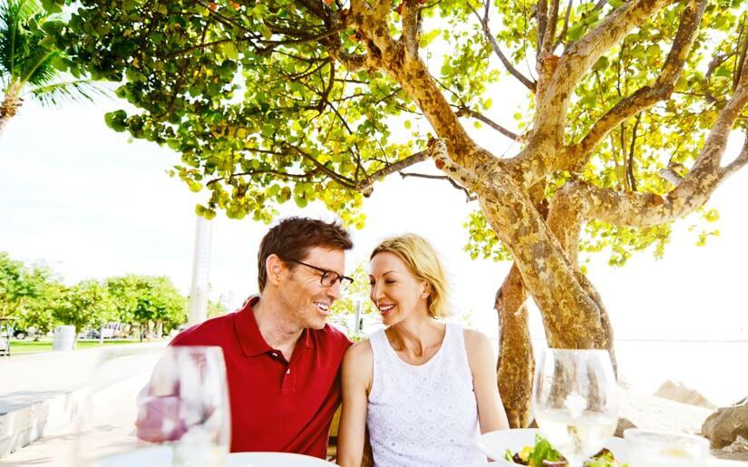 ארוחה שף רומנטית בחיק הטבע